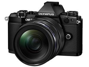 OLYMPUS OM-D E-M5 Mark II 12-40mm F2.8 レンズキット [ブラック・・・