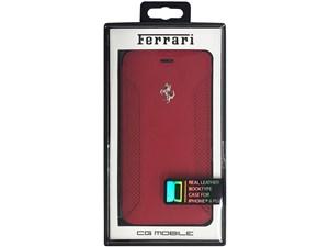 Ferrari フェラーリ 【iPhone 6 Plus】F12 - Booktype Case - Red FEF12FLBKP・・・