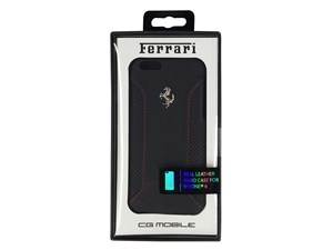 Ferrari フェラーリ 【iPhone 6】F12 - Hard Case - Black FEF12HCP6B・・・