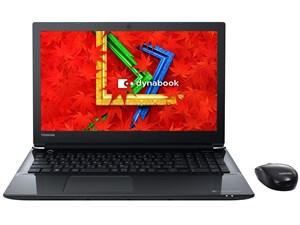 dynabook T75 T75/AB PT75ABP-BJA2 [プレシャスブラック] 商品画像1:セブンスター貿易