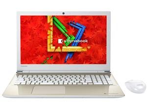 dynabook T75 T75/AG PT75AGP-BJA2 [サテンゴールド]