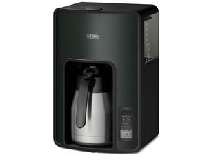 THERMOSECH-1001ブラック [真空断熱ポットコーヒーメーカー(1.0L)・・・