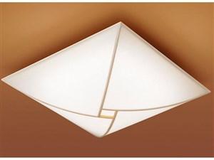 パナソニック 和風LEDシーリングライト 調光・調色タイプ 適用畳数:~12畳 LG・・・