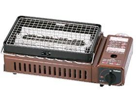 イワタニ 炉ばた焼器 炙りや(メタリックブラウン) CB-ABR-1 メタリックブラウ・・・