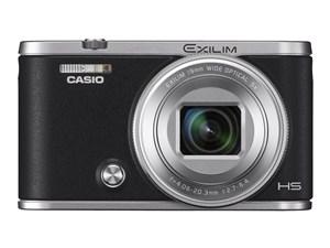 カシオ コンパクトデジタルカメラ EXILIM(エクシリム) ブラック EX-ZR4000-B・・・