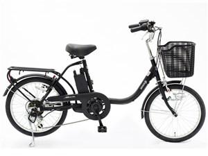 電動アシスト自転車 BENERO20 6Ah ブラック