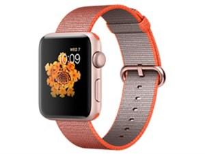 アップル Apple Watch Series 2 42mm MNT62J/A [スペースオレンジ/アントラシ・・・