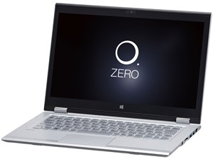 LAVIE Hybrid ZERO HZ650/FAS PC-HZ650FAS [ムーンシルバー]