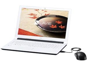 LAVIE Note Standard NS100/F1W PC-NS100F1W