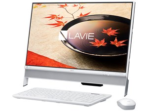 LAVIE Desk All-in-one DA350/FAW PC-DA350FAW