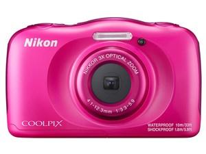 COOLPIX W100 [ピンク]/ SDHC8GB付き 平日AMの受注は即日出・・・