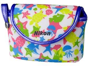 ニコンCOOLPIX W100用/ニコン カメラケースCS-NH58