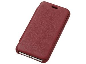 Deff RONDA Spanish Leather Case for iPhone 7 Bordeaux フリップ DCS-IP7RA・・・