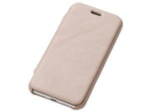 Deff RONDA Spanish Leather Case for iPhone 7 Grege フリップ DCS-IP7RAFSL・・・