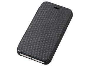 Deff RONDA Carbon & Spanish Leather Case for iPhone 7 Black DCS-IP7RAFC・・・