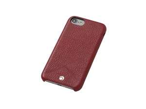 Deff RONDA Spanish Leather Case for iPhone 7 Bordeaux ジャケット DCS-IP7・・・