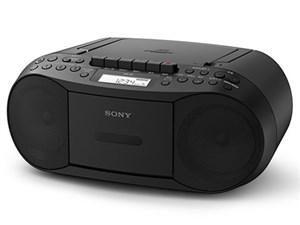 SONY CFD-S70-BC ブラック [CDラジカセ]