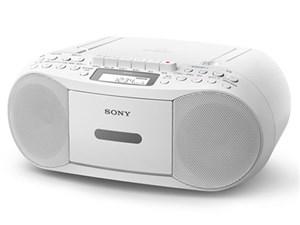 SONY CFD-S70-WC ホワイト [CDラジカセ]