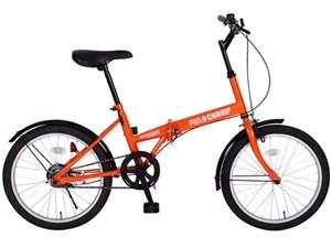 FIELD CHAMP FDB20 / 20インチ折畳自転車 オレンジ MG-FCP20