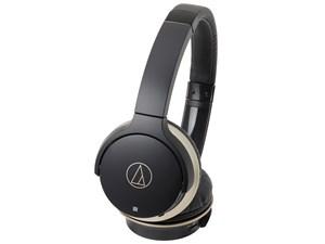 Sound Reality ATH-AR3BT BK [ブラック・ゴールド]