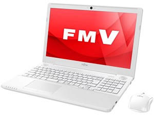 FMV LIFEBOOK AH53/A3 FMVA53A3W [プレミアムホワイト]