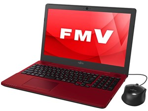 FMV LIFEBOOK AH45/A3 FMVA45A3R [ルビーレッド]