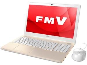 FMV LIFEBOOK AH42/A3 FMVA42A3G [シャンパンゴールド]