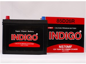 INDIGO 85D26R