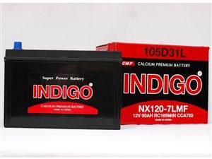 INDIGO 105D31L