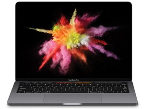 MacBook Pro Retinaディスプレイ 2900/13.3 MNQF2J/A [スペースグレイ・・・