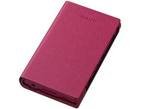 SONY NW-A30シリーズ専用ソフトケース CKS-NWA30(P)[ピンク・・・
