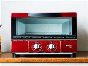 TIGER KAE-G13N-R レッド やきたて [オーブントースター「うまパントースター・・・