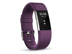 Fitbit charge 2 Sサイズ FB407SPMS-JPN [プラム]