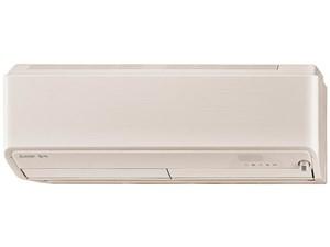 三菱電機 ルームエアコン(霧ヶ峰)ZXVシリーズ MSZ-ZXV2517-T [ウェーブブラ・・・
