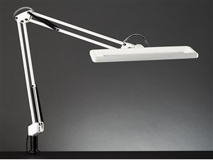 山田照明 Z-1000USB-W ホワイト Zライト [クランプ式LEDアームスタンドライト・・・