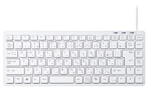サンワサプライ USBスリムキーボード SKB-SL27W
