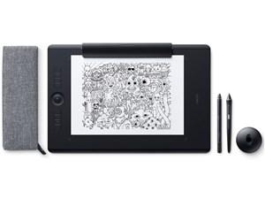 Intuos Pro Paper Edition Large PTH-860/K1 [ブラック] 通常配送商品・・・