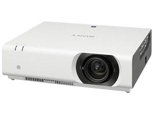 SONYデータプロジェクター VPL-CX276[ホワイト&グレー]