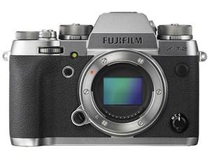 富士フイルム FUJIFILM X-T2 Graphite Silver Edition JAN454741032702・・・
