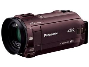 パナソニック 「あとから補正」搭載デジタル4Kビデオカメラ HC-WX995M-T【・・・