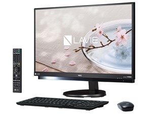 PC-DA770GAB [ファインブラック]LAVIE Desk All-in-one DA770/GAB NE・・・