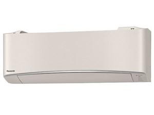 パナソニックインバーター冷暖房除湿タイプ エオリアCS-EX257C-C[ノーブルベ・・・