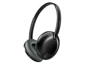 フィリップス Bluetoothオンイヤーヘッドホン ブラック SHB4405B・・・