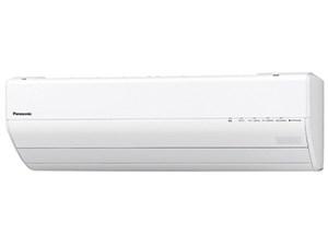 パナソニックインバーター冷暖房除湿タイプ エオリアCS-GX257C-Wクリスタル・・・