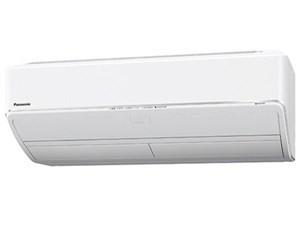 パナソニックインバーター冷暖房除湿タイプ エオリアCS-UX257C2-Wクリスタル・・・