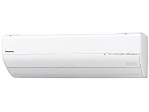 パナソニックインバーター冷暖房除湿タイプ エオリアCS-GX287C-Wクリスタル・・・