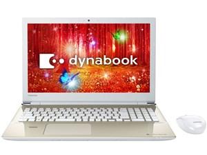 dynabook T55 T55/CG PT55CGP-BJA2 [サテンゴールド]