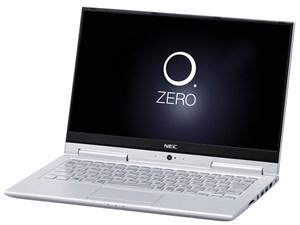 LAVIE Hybrid ZERO HZ550/GAS PC-HZ550GAS [ムーンシルバー]
