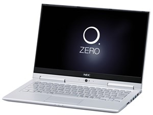 LAVIE Hybrid ZERO HZ350/GAS PC-HZ350GAS [ムーンシルバー]
