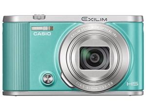 送料無料 SD8GB付き/カシオ HIGH SPEED EXILIM EX-ZR1800BE [ブルー・・・